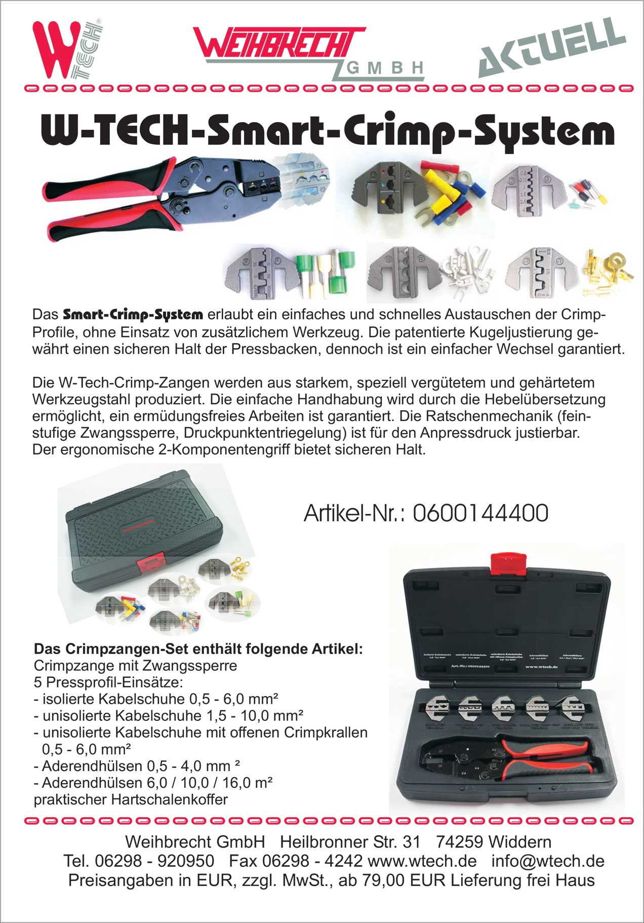 Smart-Crimp-Set